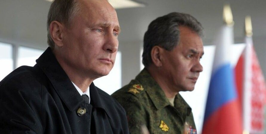 Владимир Путин и Сергей Шойгу / Фото: сайт президента России