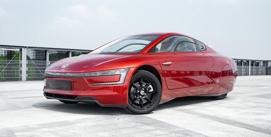 на продажу выставлен Volkswagen XL1