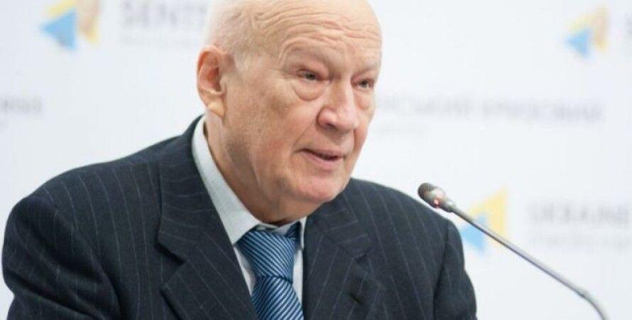Владимир Горбулин / Фото: uacrisis.org