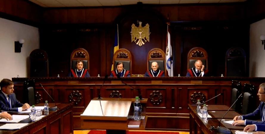 конституційний суд молдови, статус російської в Молдові, російська мова, молдова,