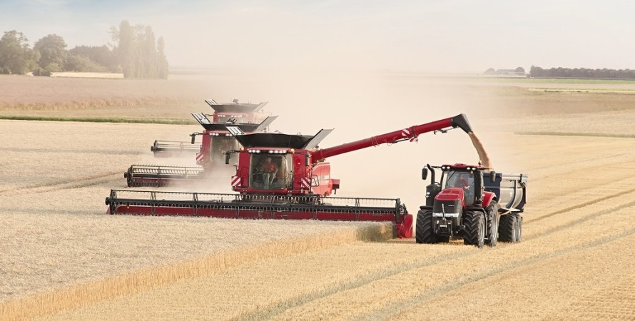 зерно, урожай, сбор, фото