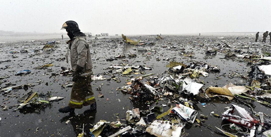 Место крушения самолета / Фото: news.vse42.ru