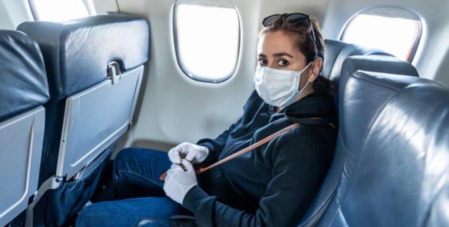 самолеты, авиаперелеты, коронавирус, COVID-19