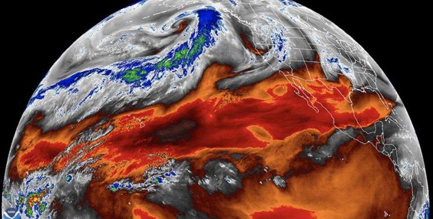 Земля, изменение климата, потепление, фото