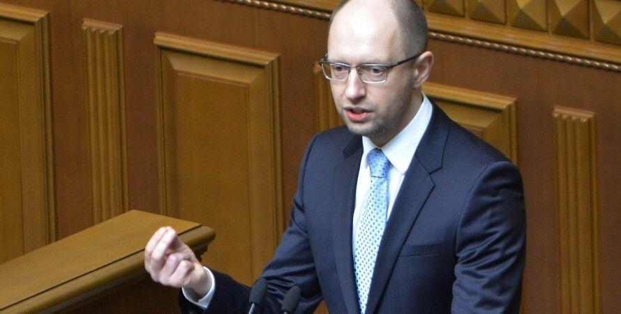 Арсений Яценюк / Фото: kmu.gov.ua