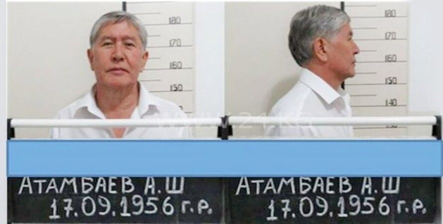 Алмазбек Атамбаев /Фото: 24.kg