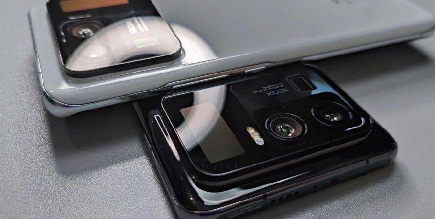 Xiaomi, смартфон, телефон, флагман, Mi 11 Ultra,