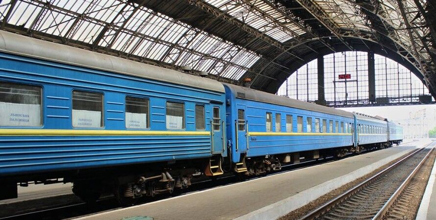 укрзализныця, поезд, коронавирус, туризм