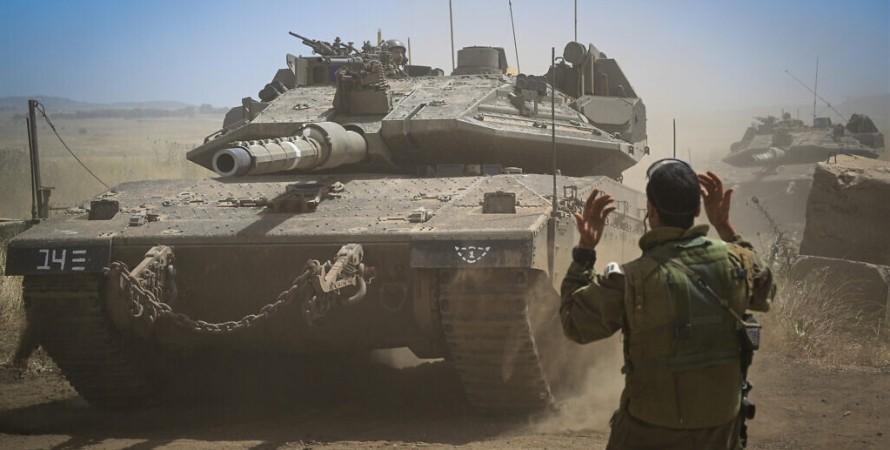 Сектор Газа, Війна в Ізраїлі, Палестина