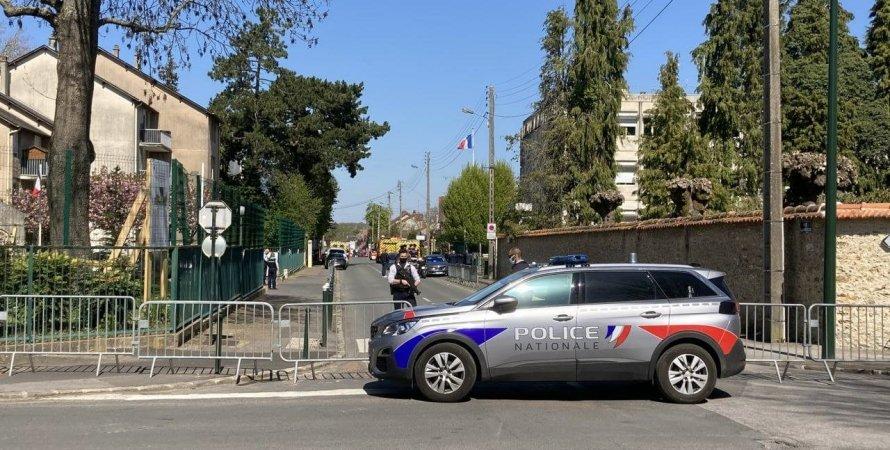 франция, полиция, теракт, убийство