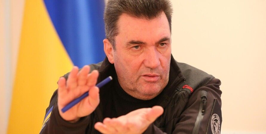 Секретарь СНБО Данилов