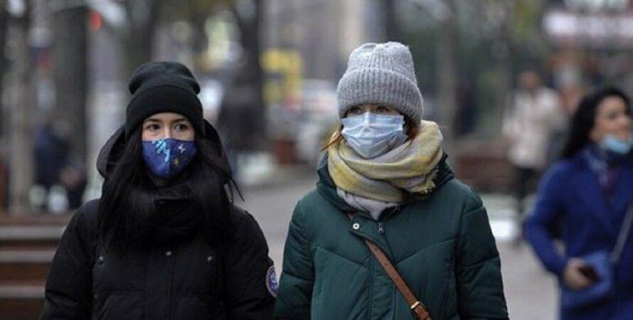 карантин в киевской области, пандемия коронавируса в укаине