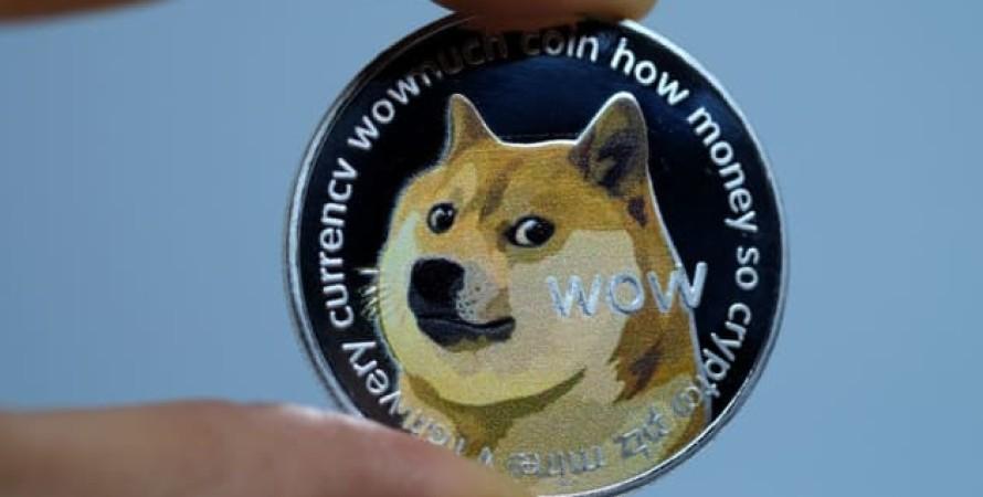 Dogecoin, біткоіни, криптовалюта, Ілон Маск, Прибуток