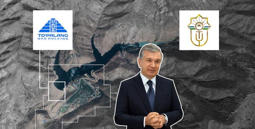 Шавкат Мирзиеев, Узбекистан, курорт, Водохранилище, Бесполетная зона, Журналисты, Расследование