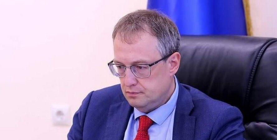 Антон Геращенко, Геращенко, мвд, полиция, протесты