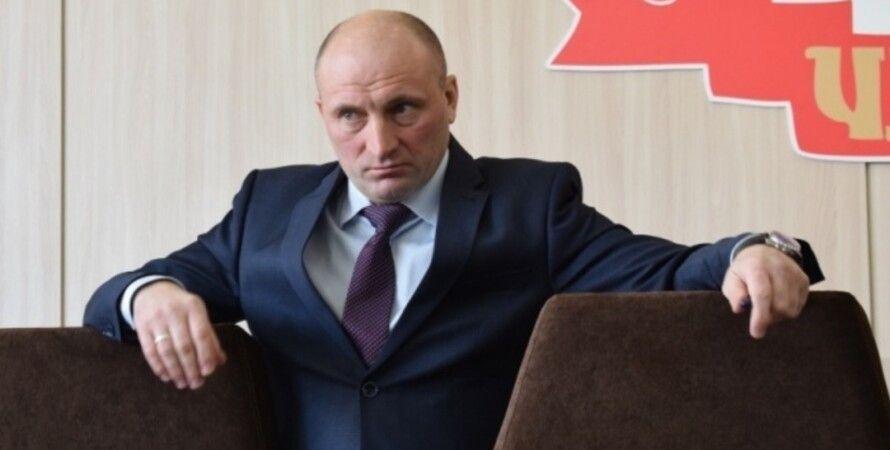 Мэр Черкасс Анатолий Бондаренко/Фото: vikka.ua