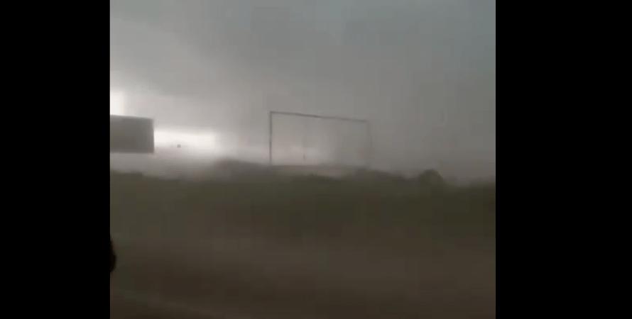 непогода в ровно