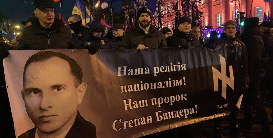 Львов, облсовет, Степан Бандера, Герой Украины,