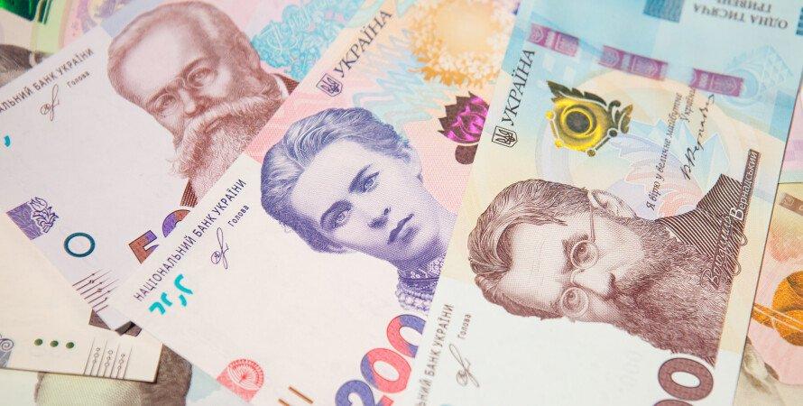 международные резервы, нбу, март, 2021, банкноты, гривны, фото