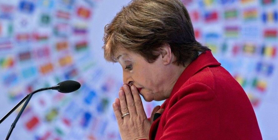 Кристалина Георгиева/Фото: Bloomberg