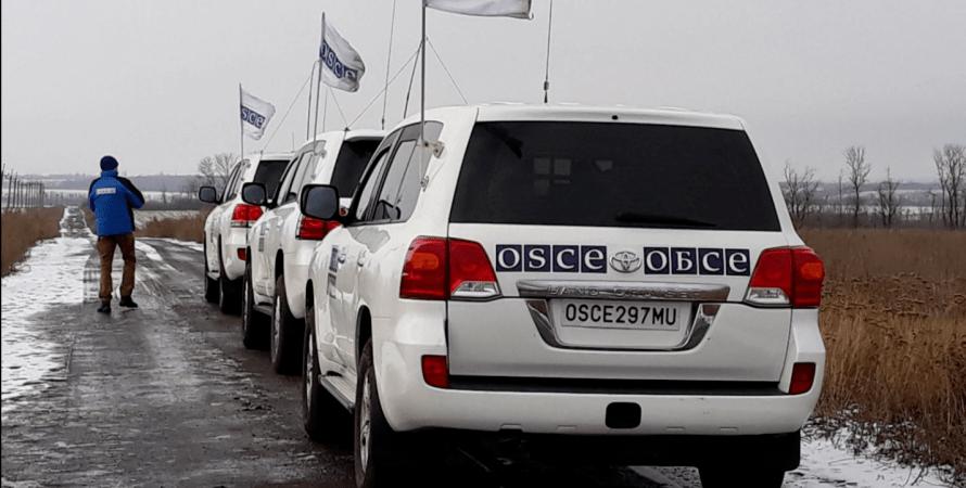 Миссия ОБСЕ, Донбасс, КПП, ситуация на донбассе