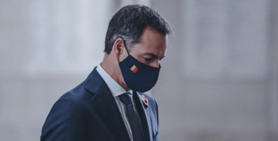 премьер-министр бельгии, александр де кроо