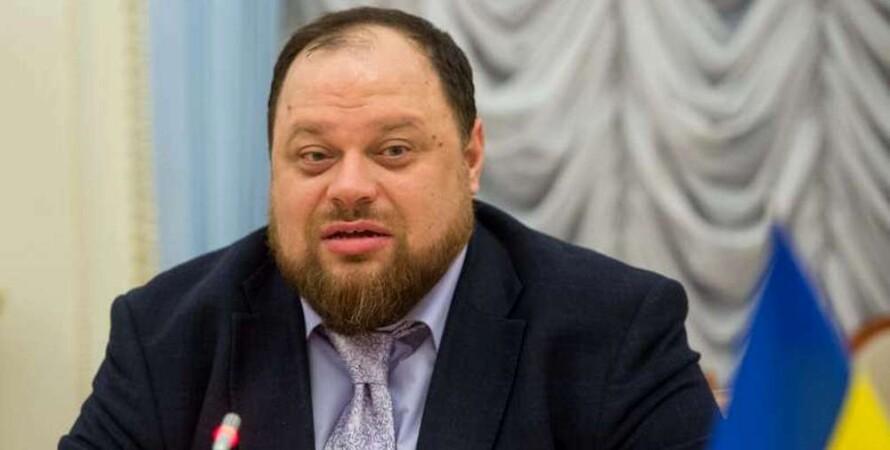 Руслан Стефанчук, стефанчук, первый замглавы Вру, заместитель спикера рады