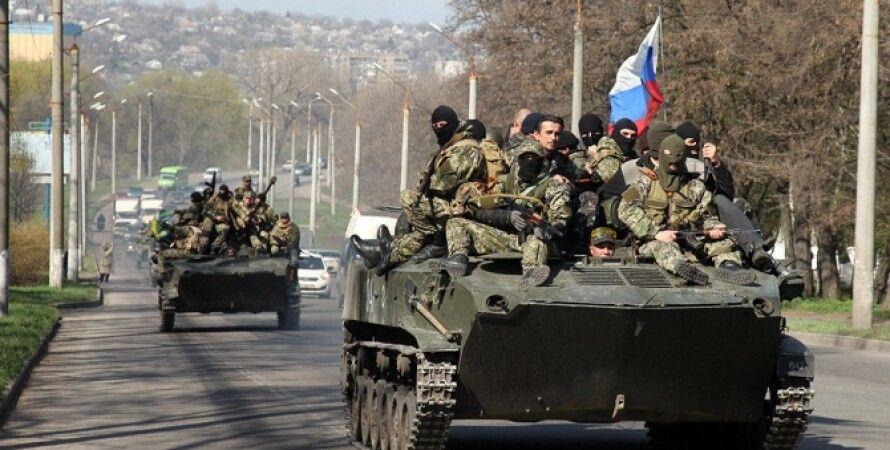 Боевики в Донбассе / Фото: AFP