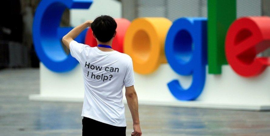 Google, РФ, Россия, Интернет