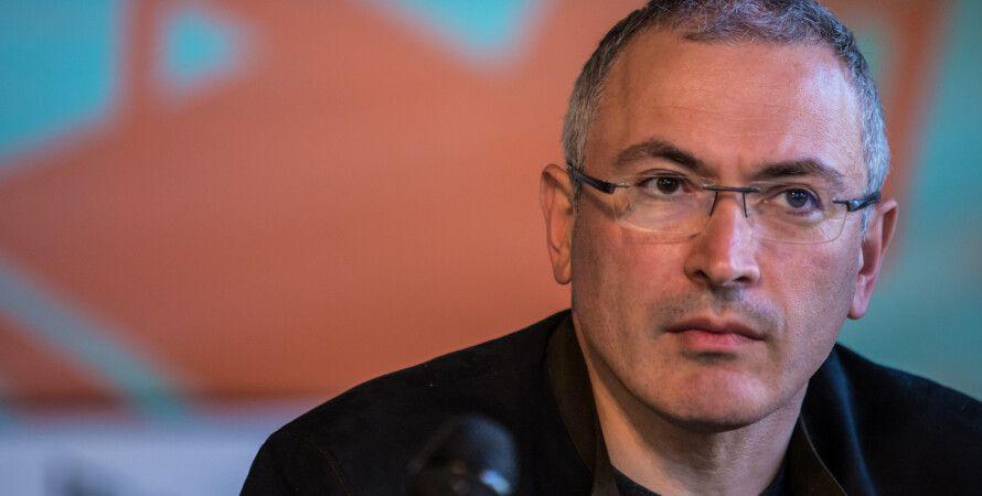 Михаил Ходорковский / Фото: Getty Images