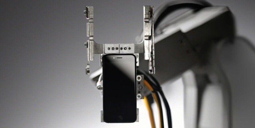 Робот Liam / Фото: Apple