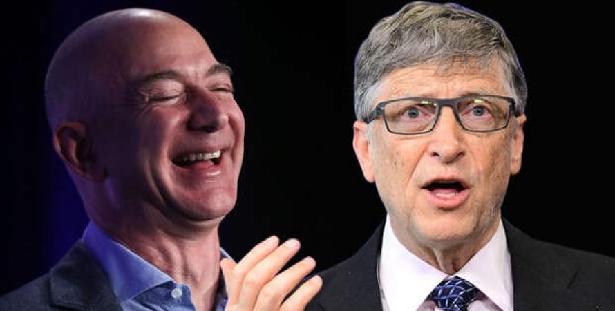 Джефф Безос, Білл Гейтс, звички багатих, звички успішних людей