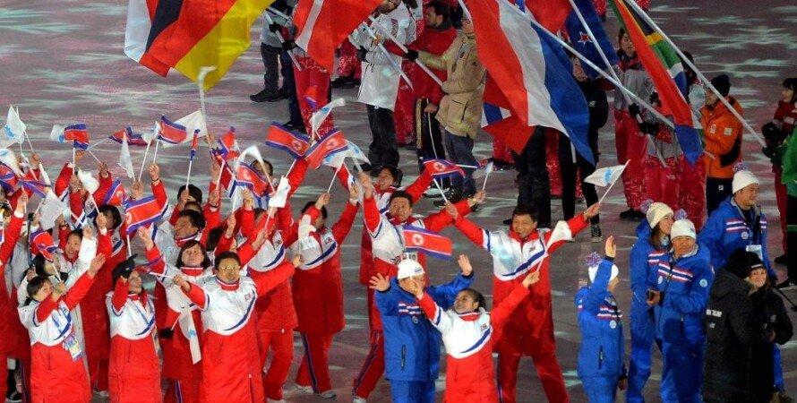 КНДР, Южная Корея, Олимпиада-2020, Спортсмены, пандемия коронавируса, Мирный диалог