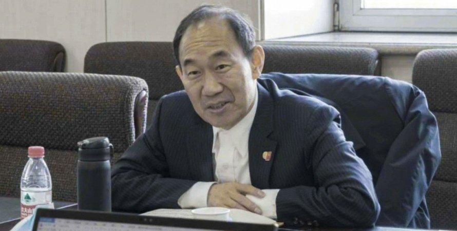 Чжан Чжіцзянь, вчений-ядерник, Китай