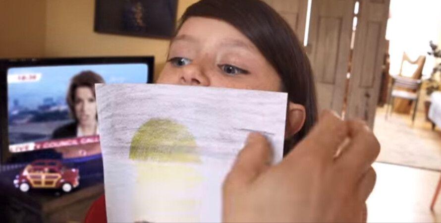 Кадр из ролика Save the Children