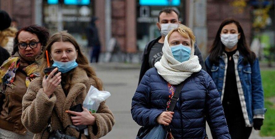 украинцы, коронавирус, иммунитет, COVID-19