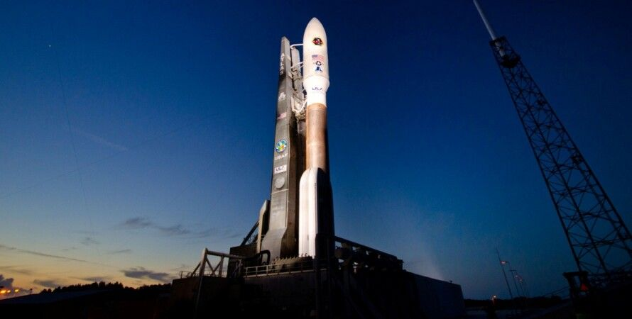 Ракета Atlas 5 / Фото: spacevids.tv