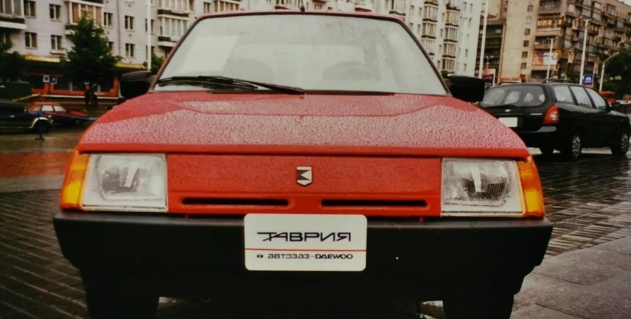ЗАЗ Tavria Nova