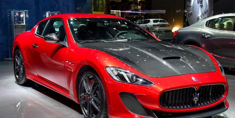 Maserati/Фото с сайта techcrunch.com
