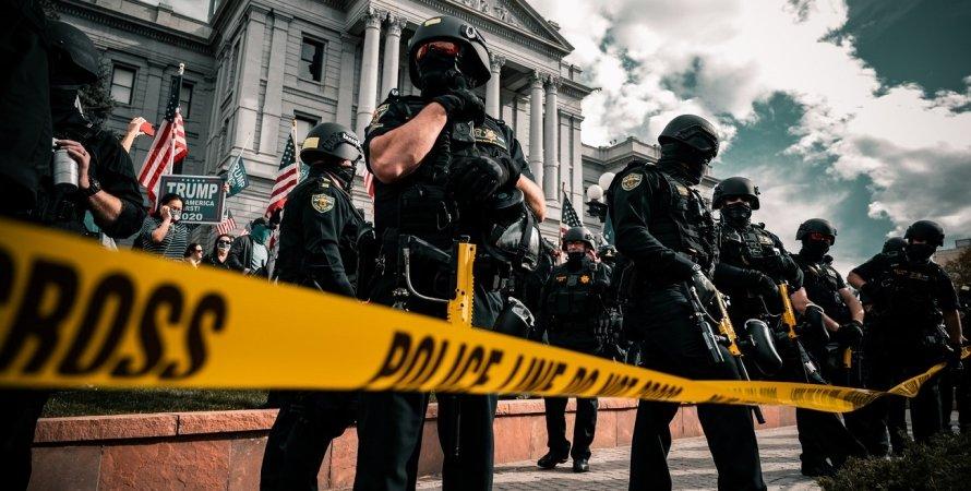 полиция, преступление, инцидент