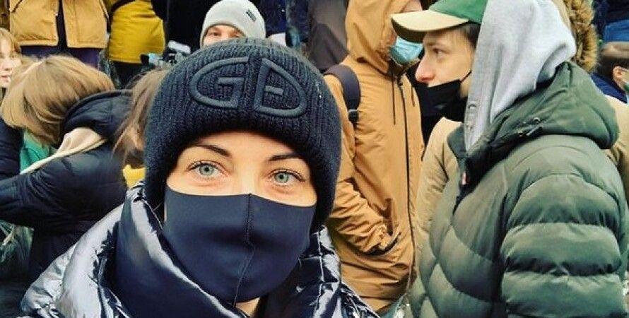 Москва, митинг, Юлия Навальная, Россия, массовые акции, алексей навальный