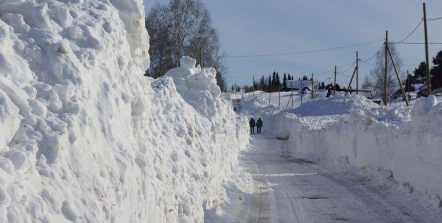 Сибір, росія, рф, туризм, сніг
