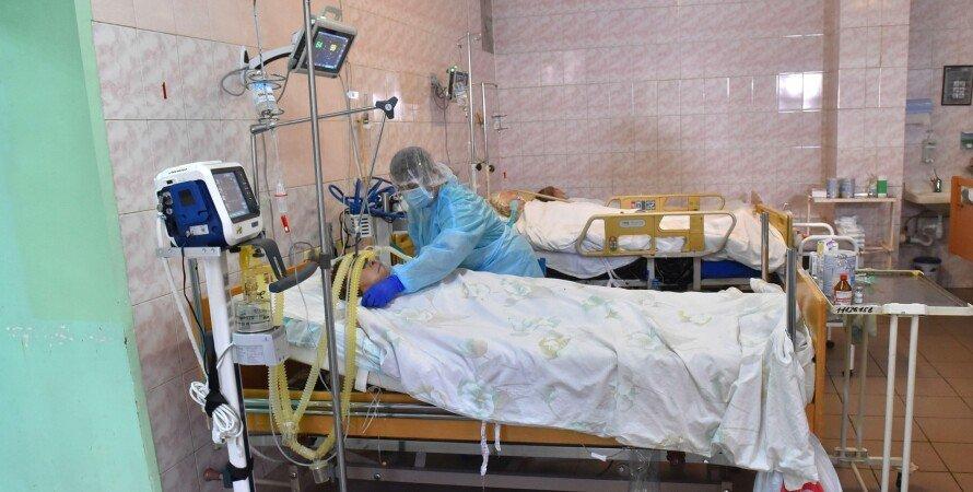 Врач, больница, коронавирус