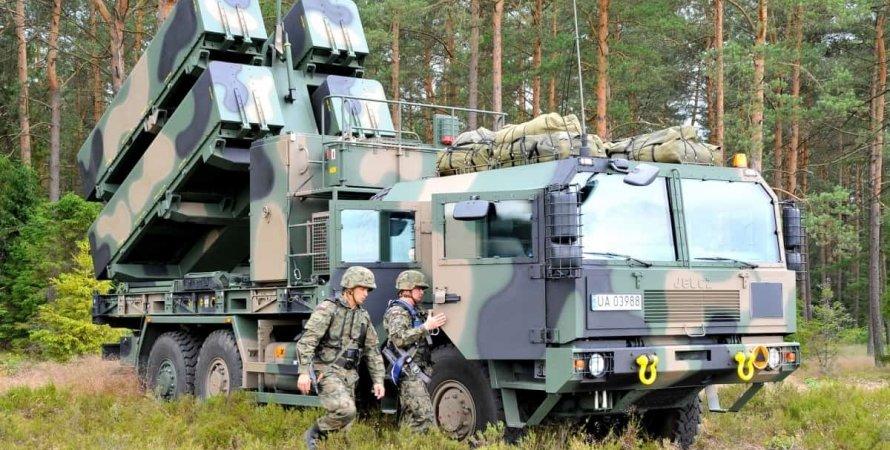 польские РК для Эстонских ВМС