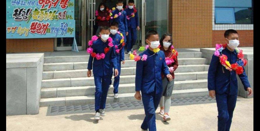 десткий працю в північній корее