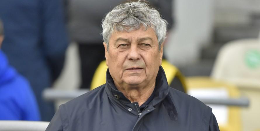 Мірча Луческу, Динамо Київ, Динамо, футбол