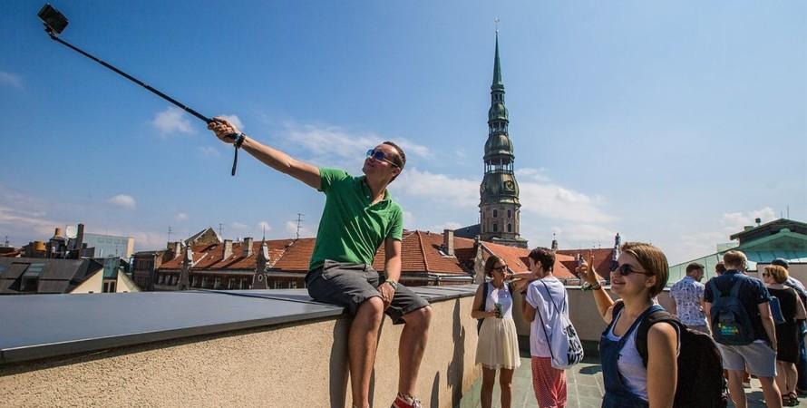 Балтія, країни, туризм, українці