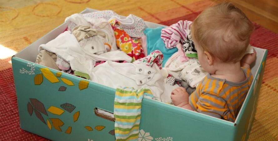 пакет малюка, гроші, Мінсоцполітики, видача, батьки, фото