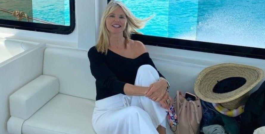 Крісті Брінклі, модель, краса