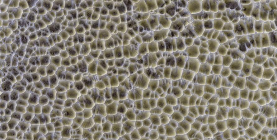багатокутники, Марс, фото